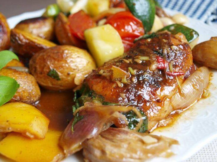 NapadyNavody.sk   15 najlepších receptov na rýchle obedy z jedného pekáča
