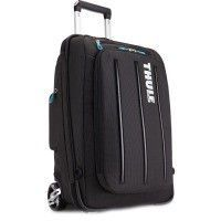 Дорожные сумки THULE Crossover 38L Rolling Carry-On - Black