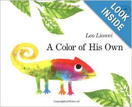 A Color of His Own: Leo Lionni: 9780679887850: Amazon.com: Books