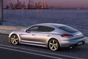 2013 Porsche Panamera specifications were released