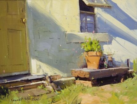 Paintings | Colley Whisson A Symphony of Shadows