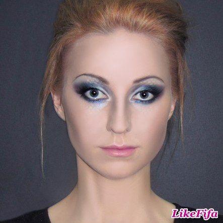 #вечерний_макияж, #шикарный_макияж_глаз, #макияж_likefifa, #макияж_от_мастера_Москвы, #насыщенный_мейкап