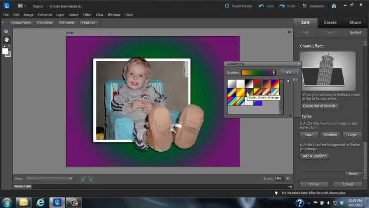What is Photoshop Elements Digital Scrapbooking - YouTube
