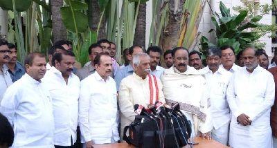 Union minister Bandaru Dattatreya gives assurance for more funds
