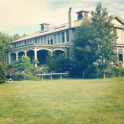 Kowhiti House Greytown New Zealand via Lucille's Tumblr