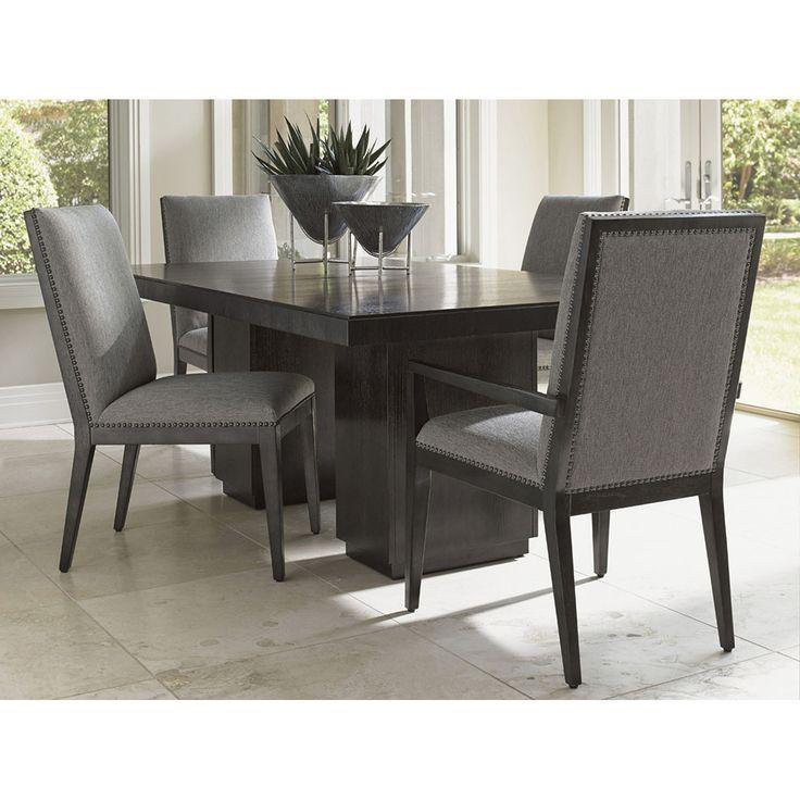 Lexington Home Brands Modena Double Pedestal Dining Table 911-876C