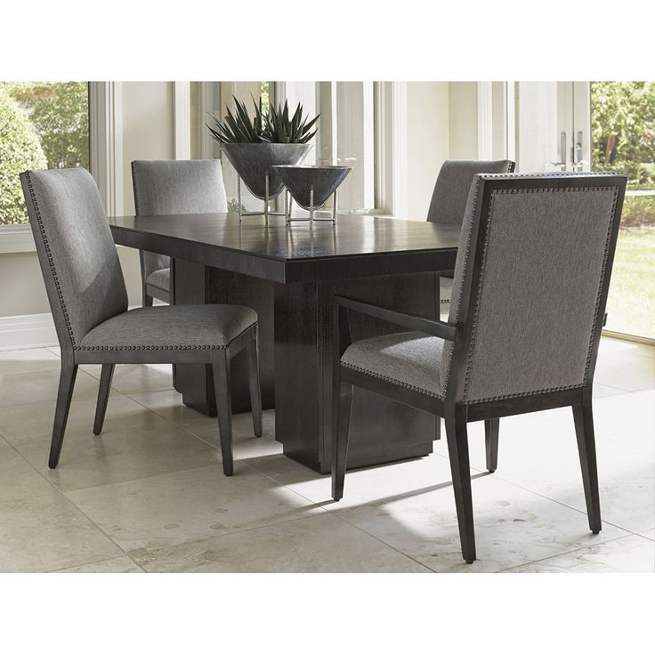 Lexington Home Brands Modena Double Pedestal Dining Table 911-876C