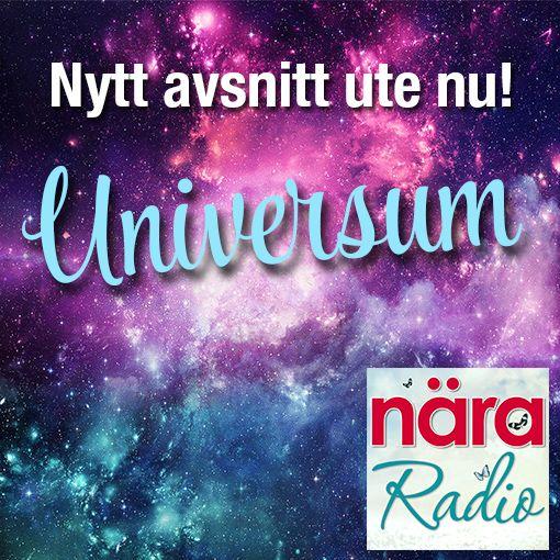 Lyssna på Nära Radio! Avsnitt 19: Universum
