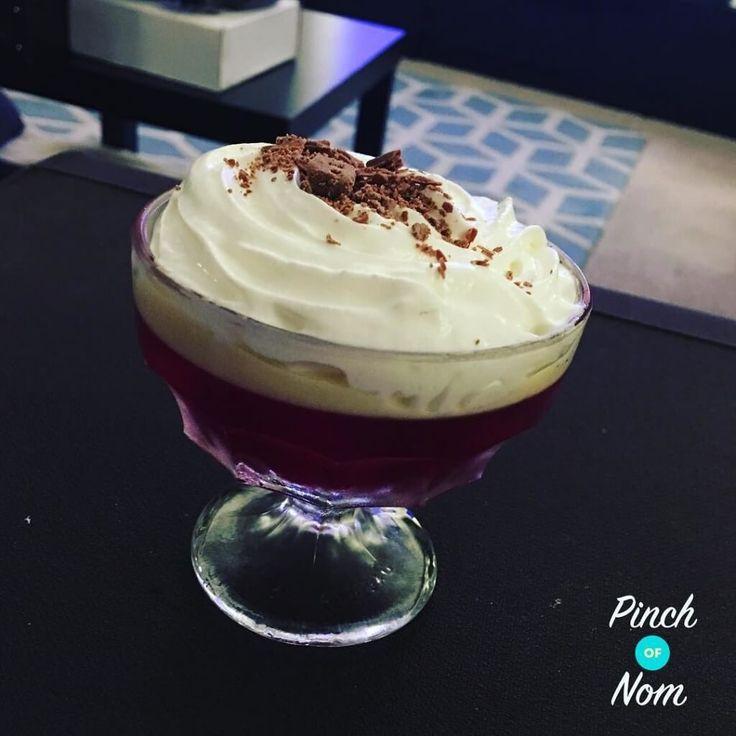 Low Syn Raspberry Trifle