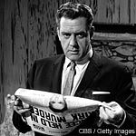 """perry mason"" raymond burr  (the original black and white series only)"