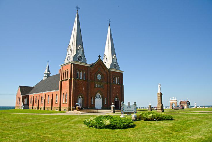 Notre-Dame-du-Mont-Carmel - Notre-Dame-du-Mont-Carmel, Prince Edward Island