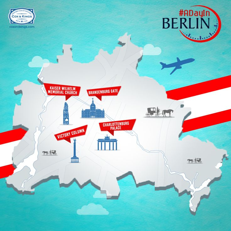 What would you do if you had 24 hours in the historic city of #Berlin? Would you stop by at the museums, or explore the bustling nightlife, or do both? Visit this lively city; book your vacation now: http://cnk.com/ADayInBerlin #ADayIn #Germany #travel #tourism