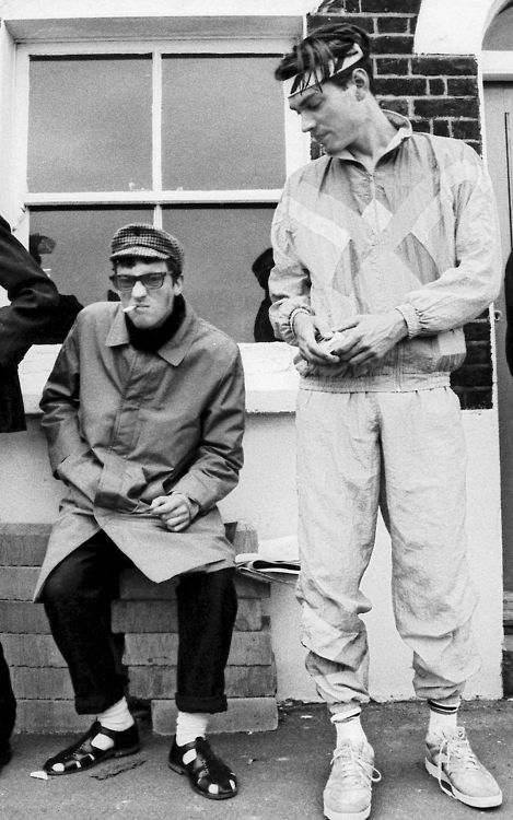 Graham Coxon and Alex James / Blur.°