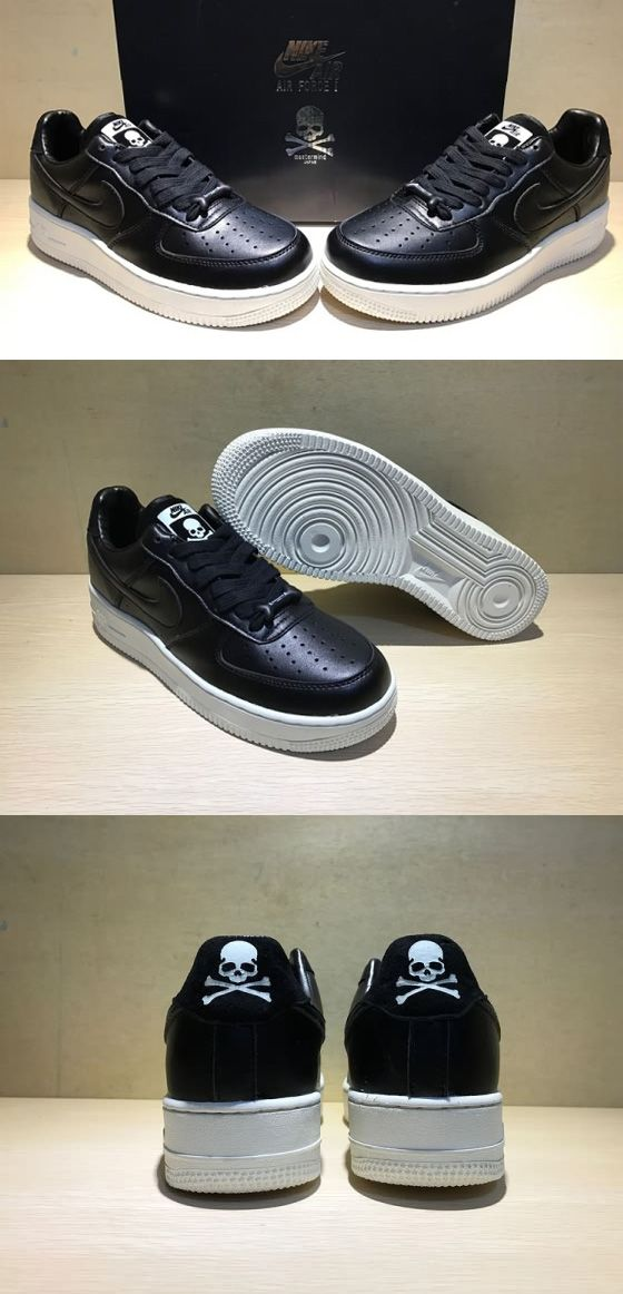 Nike Air Force 1 Skull Low Men shoes Price only $56 WhatsApp +86 13328273859