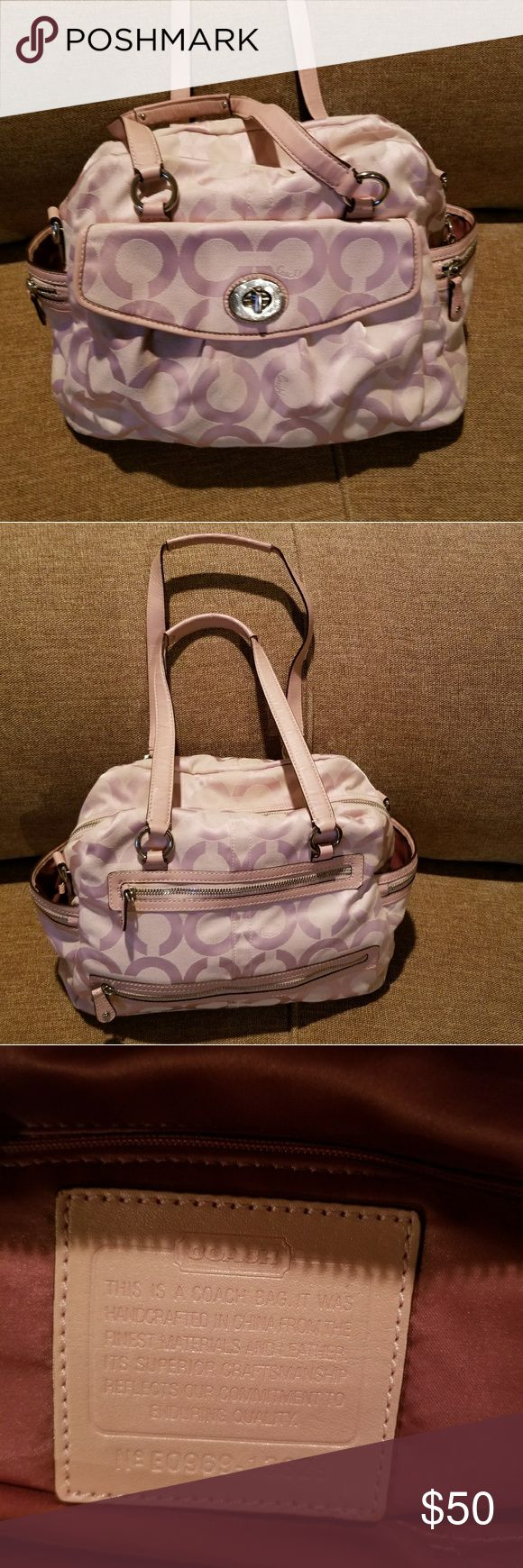 Coach Diaper bag/Tote Authentic Coach Diaper Tote Coach Other