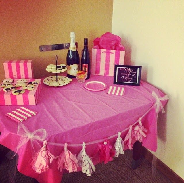 Bachelorette Victoria Secret Theme