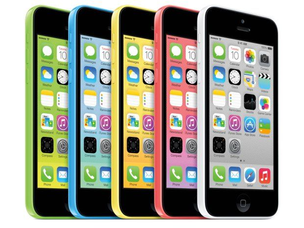 iPhone 5C, iPhone 5S launched as Apple sets sights on broadermarket