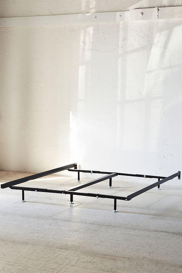 Basic Metal Bed Frame Bettgestell Wohnung Mobel Und Schlafzimmer
