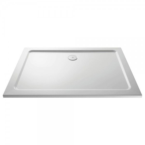 Premier Enclosures Rectangular Shower Tray 1400x800x40 NTP033 | Flush Bathrooms