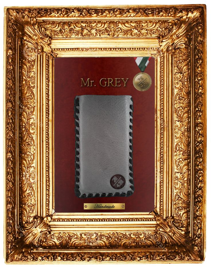 Mr GREY Exclusive handmade iPhone 6  genuine leather case FREE SHIPPING by 28438 on Etsy