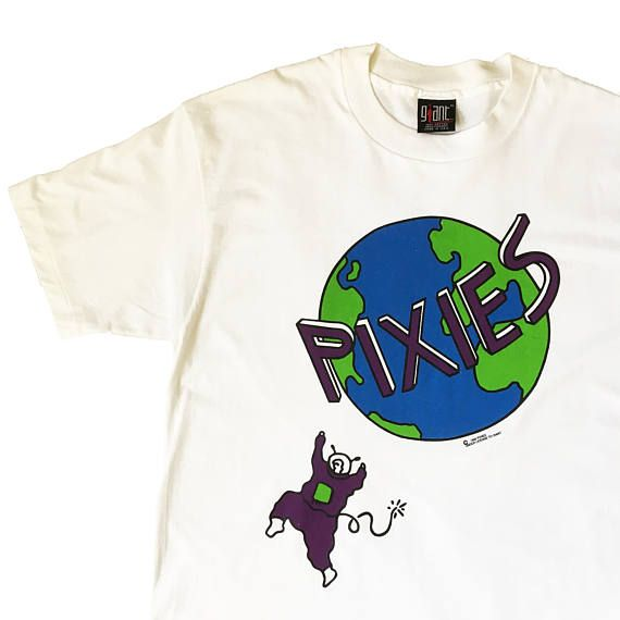 Vintage Pixies T-Shirt
