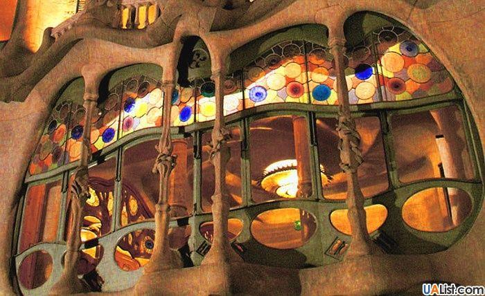 Дизайн оконного стекла, фото № 17