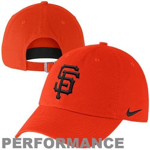 ... czech nike san francisco giants stadium 3.0 dri fit adjustable hat  orange 0f240 85999 ... 303c7cbb70c