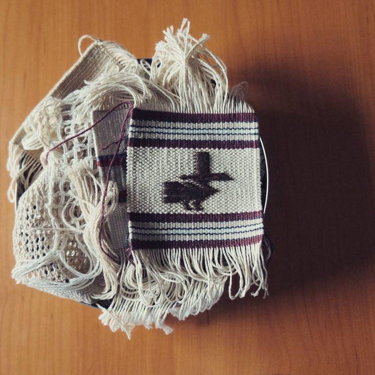 Siempre aprendiendo #tejido #tejer #fiber #textil #textile #weave #weaving #woven #tapestryweaving #handmade #hechoamano