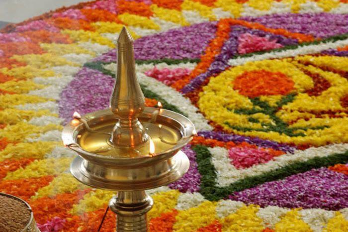 Tourist Attraction India: Onam Festival Images Kerala | pooja time