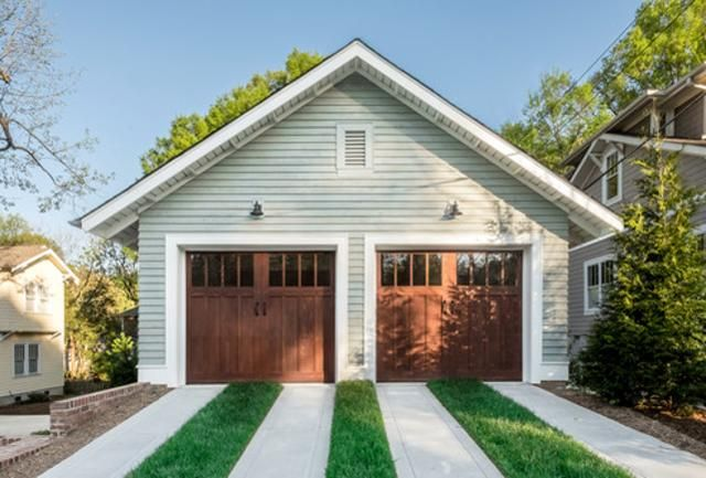 Boost curb appeal and maybe even security with new garage doors. Find out cost ranges and other important details here