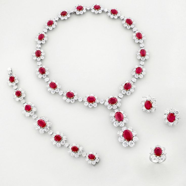 25 best ruby necklace ideas on ruby jewelry