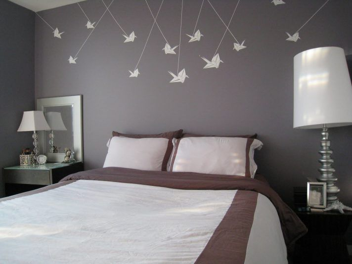 Bed No Headboard Decorated Plain Wall Bed Without Headboard Simple Bedroom Design Bedroom Design