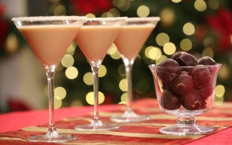Gingerbread and Coffee Cocktail Recipe by John Whaite