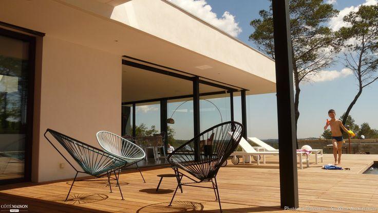 les 685 meilleures images du tableau espace ext rieur jardin par c t maison sur pinterest. Black Bedroom Furniture Sets. Home Design Ideas