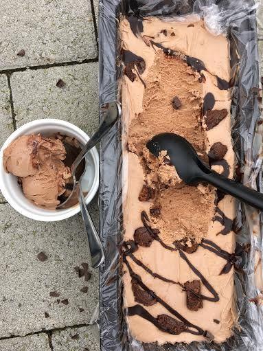 Kladdkaksglass – världens godaste glass till alla chokladälskare! – Alla goda ting