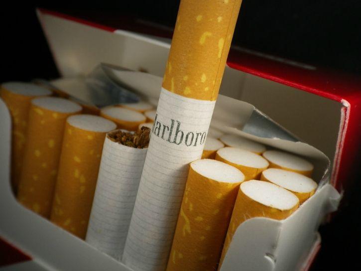 Marlboro говорит мир, чтобы бросить курить, как он пытается найти альтернативу для табака