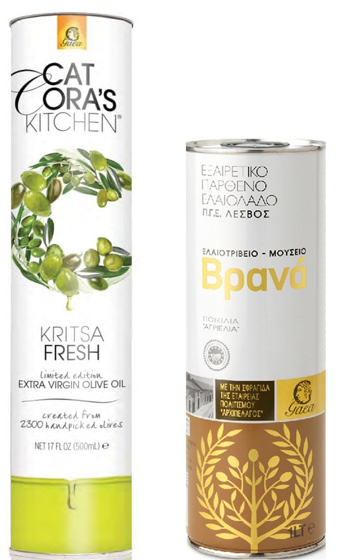 Breaking News: Just few hours ago, Gaea's two unique olive oils, Kritsa Fresh and Vrana, among world's best olive oils, winning 2 silver awards during the International Olive Oil Competition in New York! Stay tuned for more news!