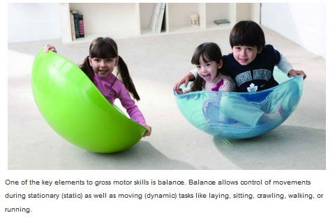 OT/PT Toy Reviews: 10 Great Balance Toys For A Child With Special Needs - Pinned by @PediaStaff – Please Visit  ht.ly/63sNt for all our pediatric therapy pins