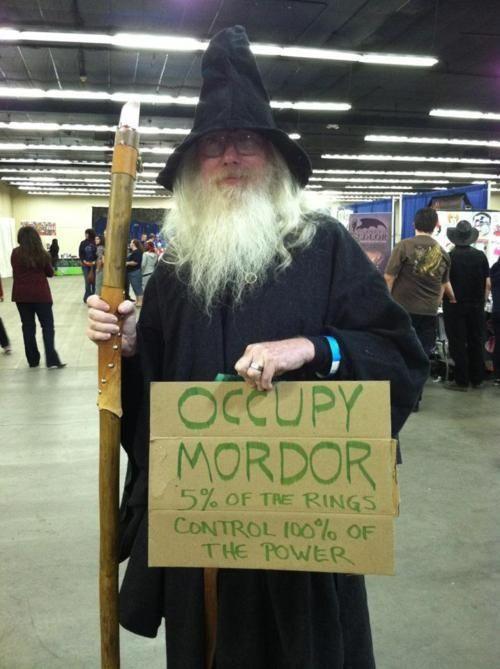 #occupymordor