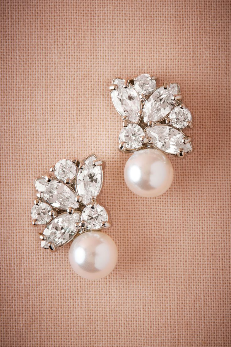 Pacifica Earrings from @BHLDN
