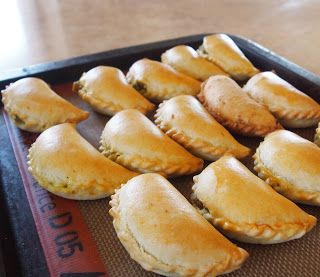 I adore the Curry Puffs that the Malay community in Katanning are famous for and wanted to make something similar but without the deep f...