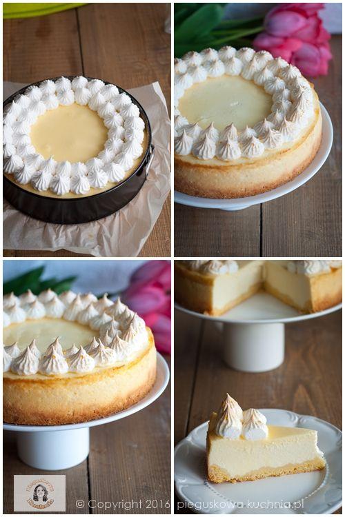 Sernik Rosa Cheesecake  #cake #cheesecake #sweet