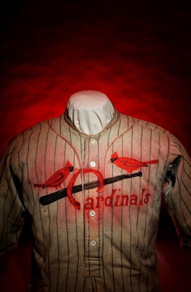 1926 St. Louis Cardinals Uniform