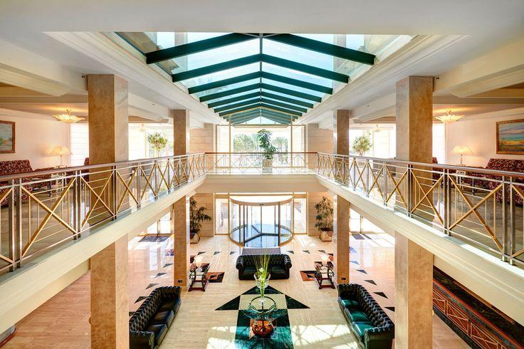 Hipocampo Palace & SPA Hotel  #Mallorca #Spain #Spanien #Island #Mallis #Ö #Hotel #Vacation #Sol #Bad #Sun #Semester #Hipocampo #Palace #SPA #Cala #Millor #CallaMillor #Lobby