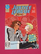 Justice League Europe #39 DC Comics 1992 Flash, Aquaman, Power Girl, Batman