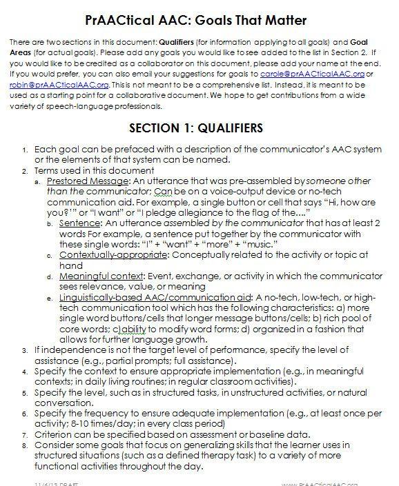 59 best AAC Writing Goals \ Objectives images on Pinterest - speech format