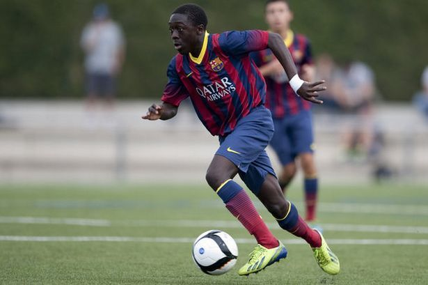 Barcelona wonderkid to join #Liverpool