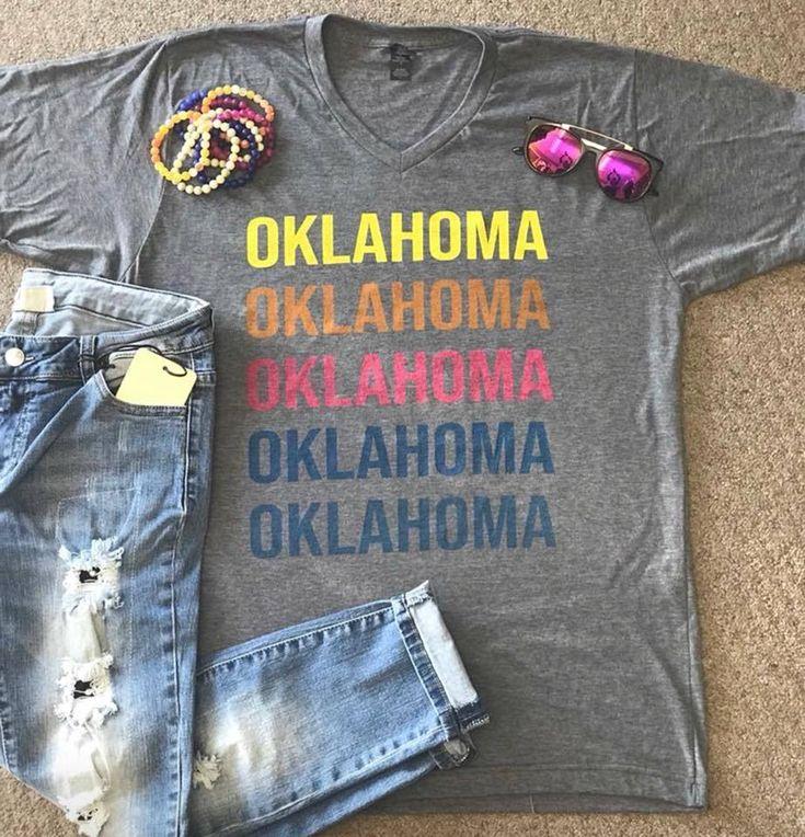 Oklahoma Oklahoma Oklahoma Oklahoma Tee