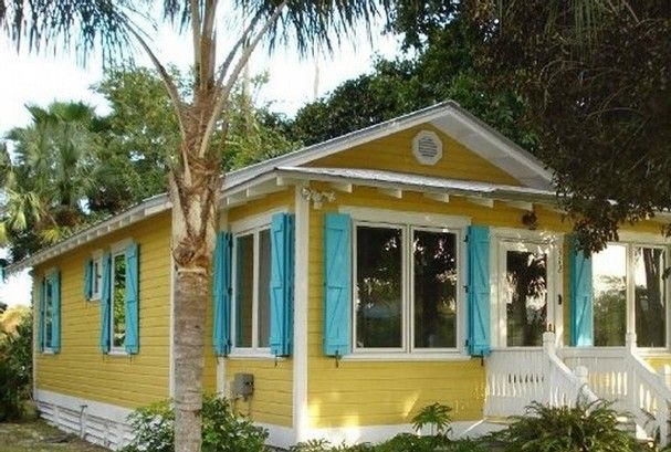 Everglades City has a good number of historic Old Florida homes like this one, and a number of them will be open for tours Saturday.