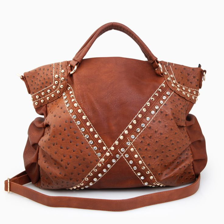 323 best Cognac bags images on Pinterest | Bags, Leather bags and ...